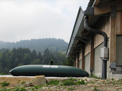 Citerne souple pour le stockage d'eau Batiweb