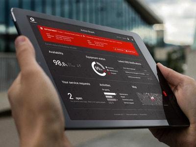 Schindler ActionBoard - Un outil complet, intuitif et innovant ! Batiweb