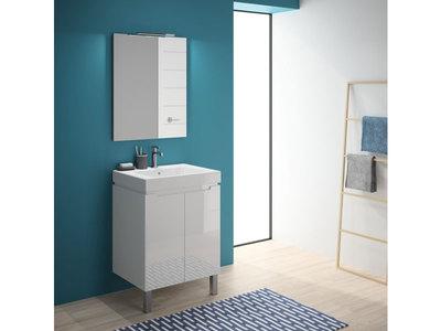 Meuble de salle de bains Bastia Batiweb
