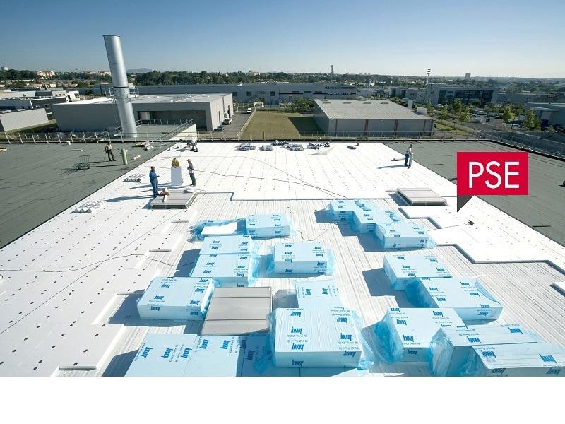 Simplifiez vos chantiers d'isolation des toitures avec le Knauf Therm TTI Se !