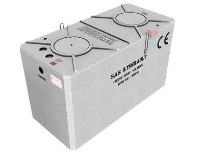 Fosses Toutes Eaux Maxi-Eco de 2000 à 5000 litres Batiweb