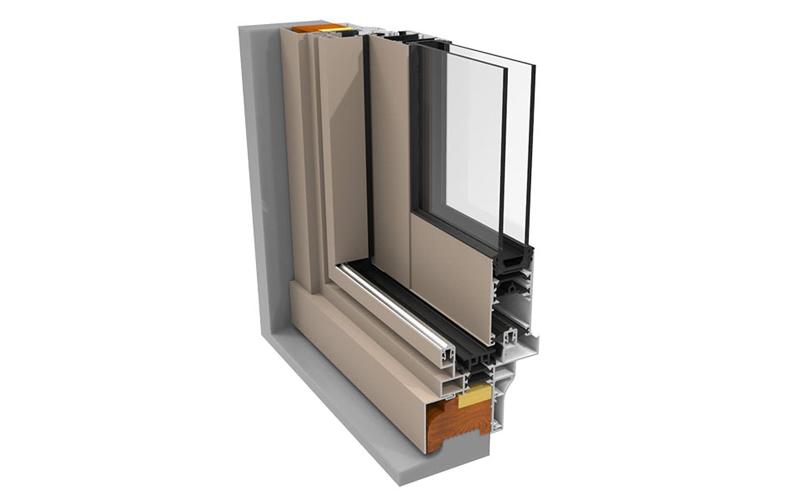 Le coulissant S3700 - coulissant aluminium - Batiweb