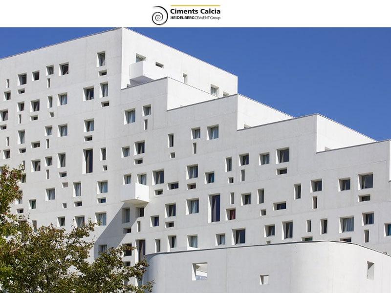 La façade béton, terrain d'expression - Batiweb