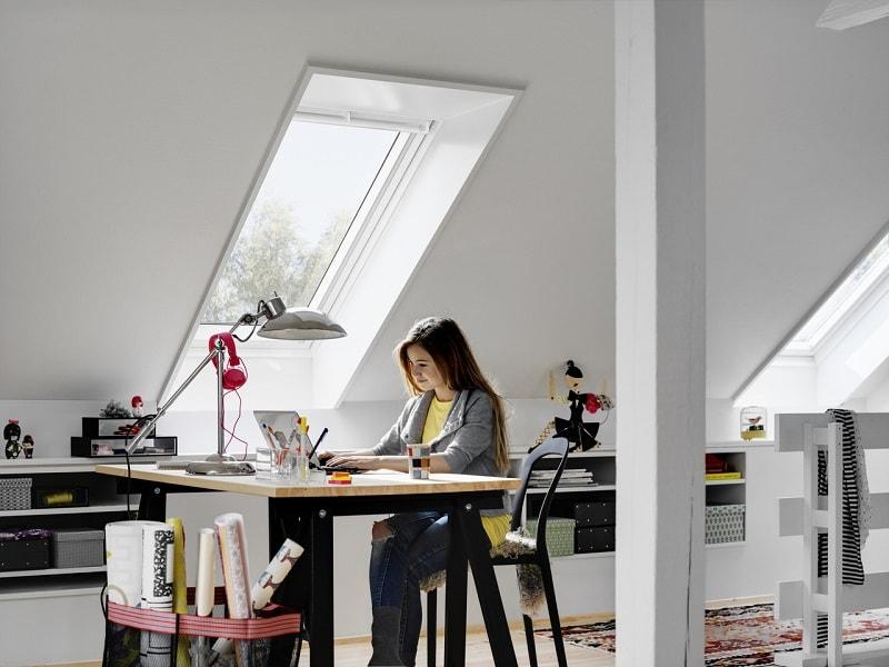 Les raccords pour le remplacement de fenêtres sur tuiles et ardoises