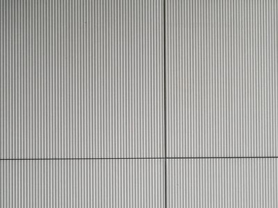 Parement de façade TAÏGA (inspiration graphique) Batiweb