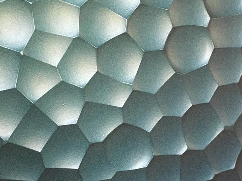 Parement de façade MOON (inspiration organique) - Batiweb