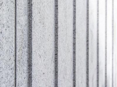 Parement de façade CANNELÉ (inspiration graphique) Batiweb