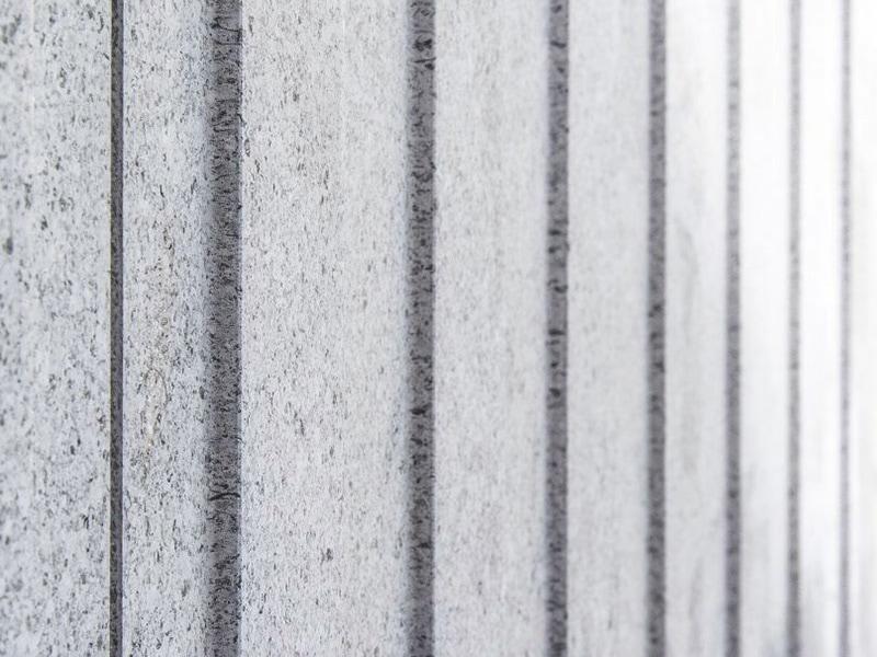Parement de façade CANNELÉ (inspiration graphique) - Batiweb