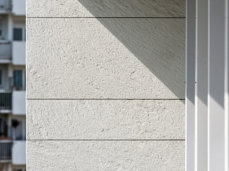 Parement de façade GRANITÉ (inspiration minérale) - Batiweb