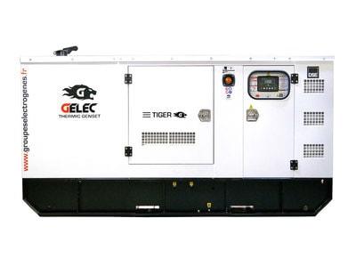 groupe électrogène diesel PANTHER - 110 kVA Batiweb