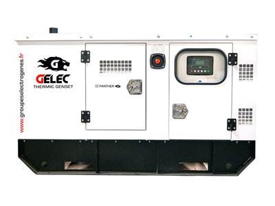 groupe électrogène diesel PANTHER - 45 kVA Batiweb