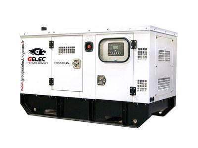 groupe électrogène diesel PANTHER -9 kVA Batiweb