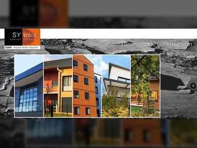 SYbois, le mur biosourcé pour réaliser des bâtiments de qualité industrielle Batiweb