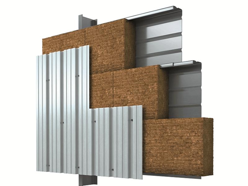 Gamme de panneaux isolants ROCKBARDAGE : simple et efficace
