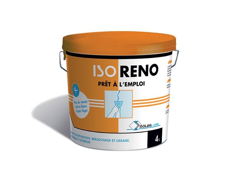 ISORENO - ENDUIT DE RÉNOVATION PRÊT À L'EMPLOI - Batiweb
