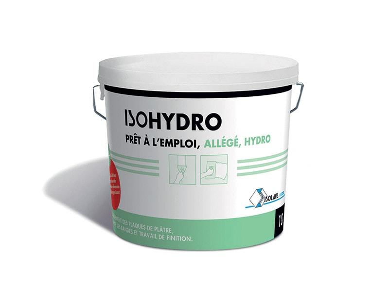 ISOHYDRO - ENDUIT PRÊT À L'EMPLOI ALLÉGÉ HYDROFUGE - Batiweb