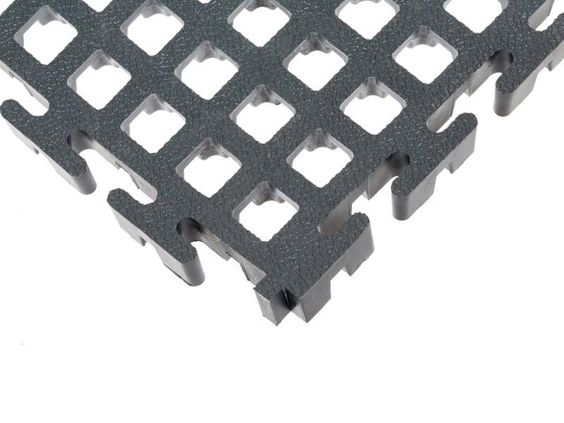 STANDLINE, Dalles PVC ajourées permettant l'écoulement des liquides