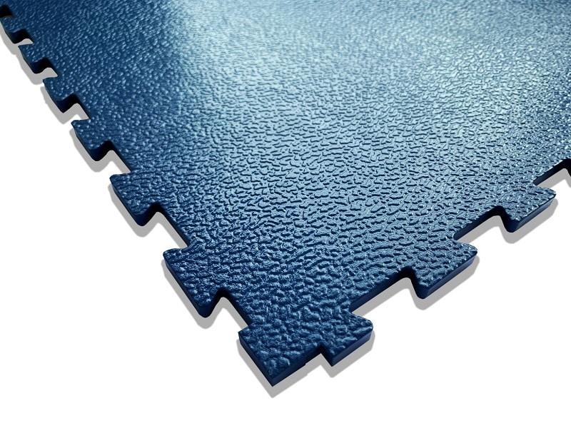 TRAFICFLOOR , Dalles PVC ultra résistante pour sols industriels
