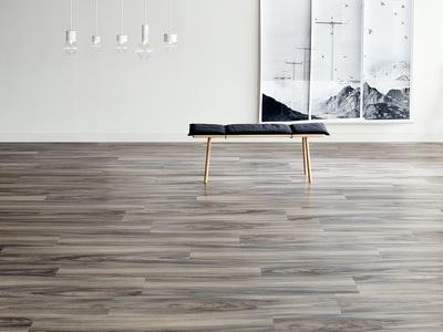 Amtico Acoustic, Lames et dalles décoratives PVC avec optimisation acoustique 18dB Batiweb