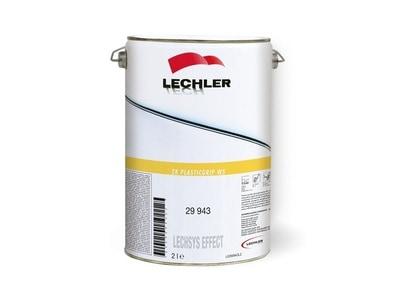 2K PLASTICGRIP WS Laque acrylique 2K en adhésion directe sur PVC pour effets métallisés Batiweb