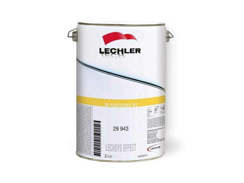 2K PLASTICGRIP WS Laque acrylique 2K en adhésion directe sur PVC pour effets métallisés