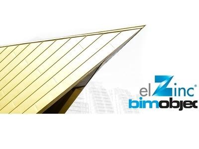 elZinc BIM Batiweb