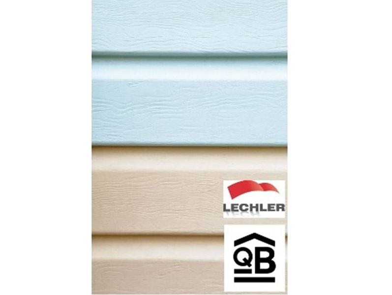 Lechler: solutions certifiées CSTB pour le laquage du PVC