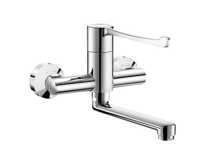Mitigeur mécanique séquentiel de lavabo - Batiweb