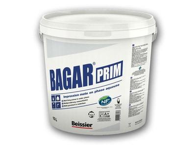 Impression régulatrice d'absorption mate en phase aqueuse - BAGAR PRIM Batiweb
