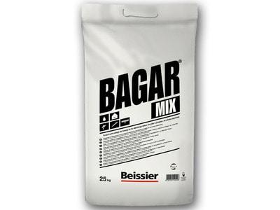Enduit semi-allégé de dégrossissage et de lissage en pâte à projeter - BAGAR MIX Batiweb