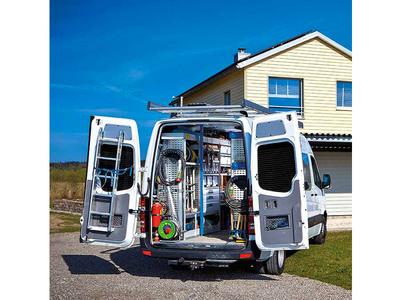 Aménagement de véhicule GLOBELYST Batiweb