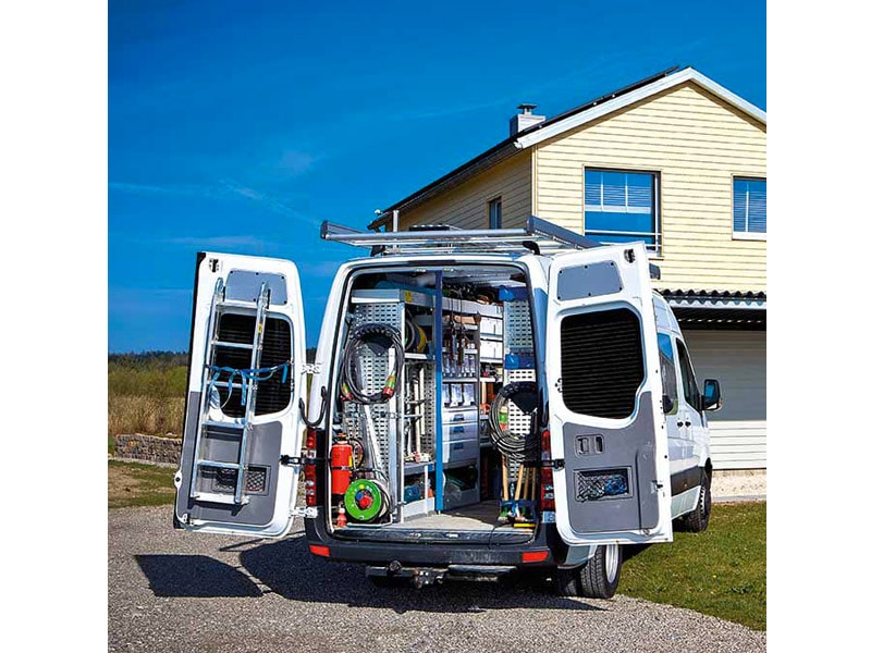 Aménagement de véhicule GLOBELYST - Batiweb