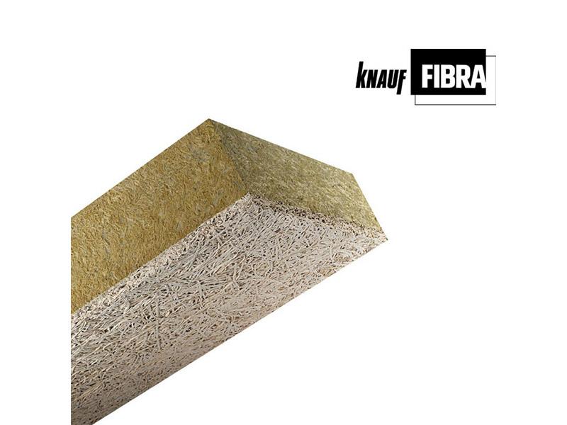 Knauf FIBRAROC 35 FM TYP2 : isolant en sous face de dalle - Batiweb