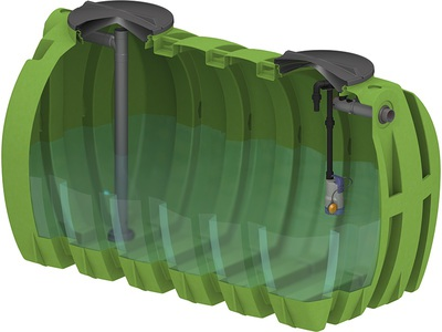 Pack'eau stockage et rétention Batiweb
