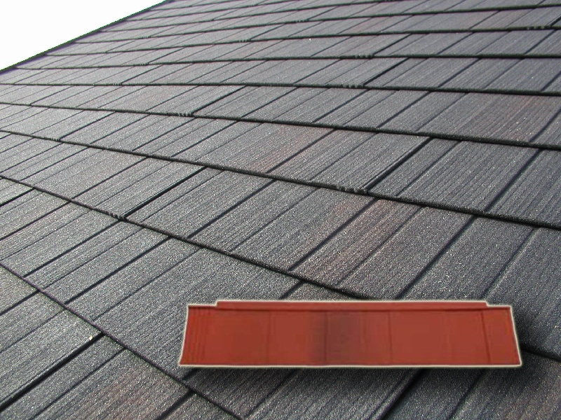 Shingle tavaillon métallique METROTILE SHINGLE