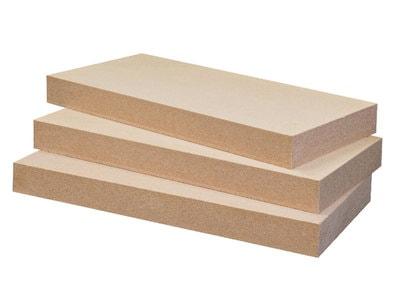 Panneaux isolant en fibre de bois rigide Multisol 110 Batiweb