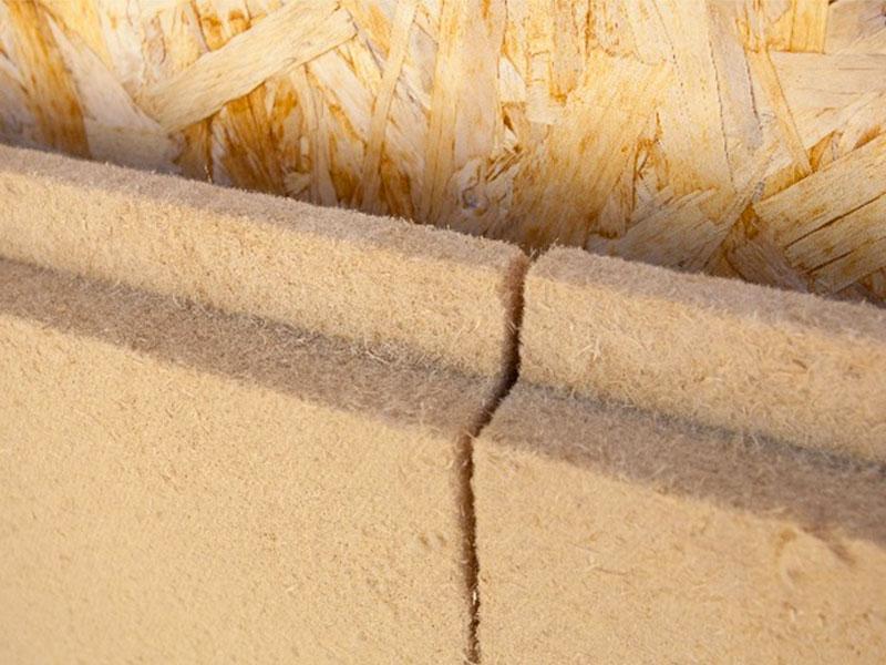 Panneaux isolant en fibre de bois rigide Multisol 140