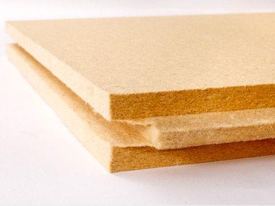 Panneaux isolant en fibre de bois rigide Duoprotect Batiweb