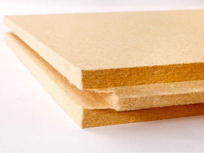 Panneaux isolant en fibre de bois rigide Duoprotect