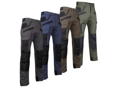 Pantalon de travail multipoches LMA Batiweb