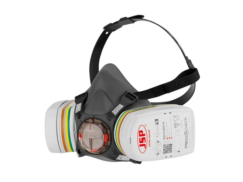 Masque respiratoire FORCE 8 + filtres JSP