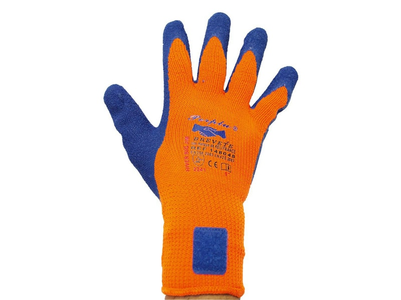 Gants de travail hiver Manutention BIG JIM Keli France - Batiweb