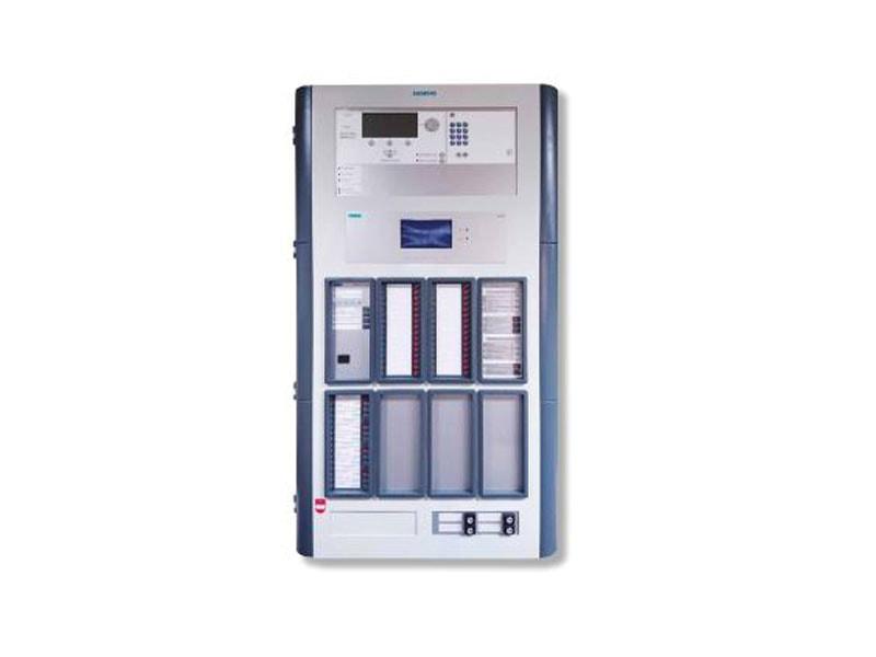 Centralisateur de mise en sécurité incendie Siemens 32 fonctions de type B