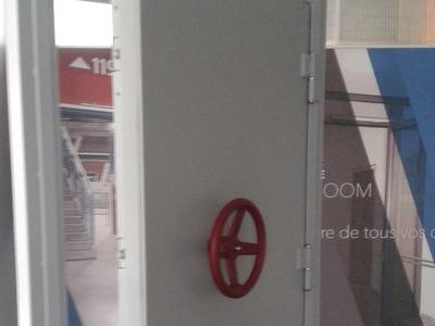 La porte anti-souffle Batiweb