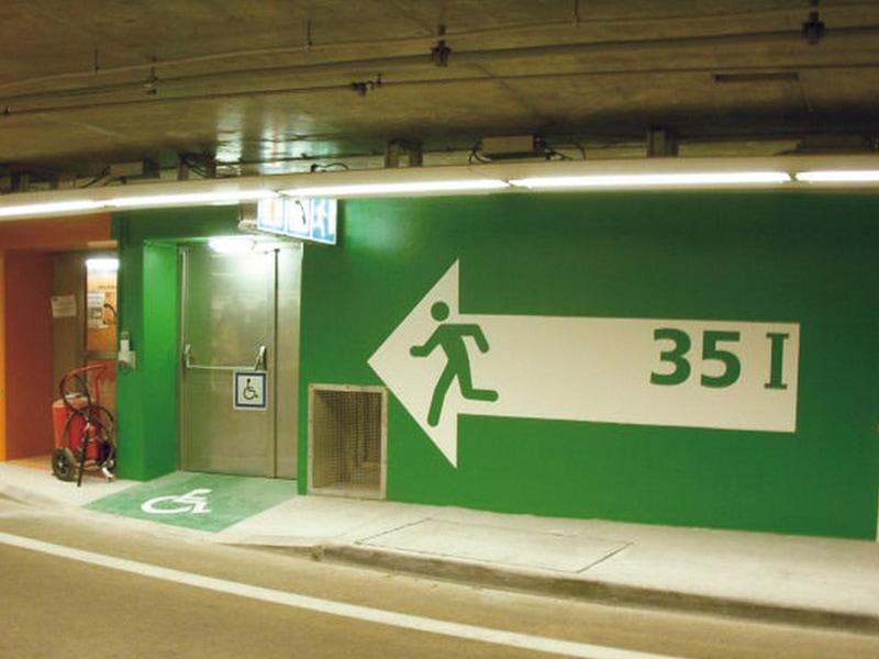la porte tunnel