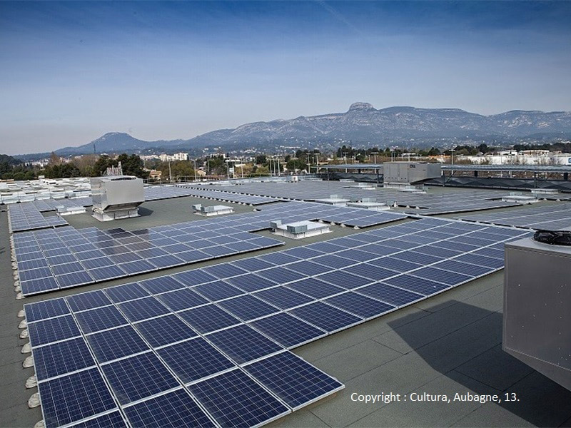 Rockacier C, isolation performante des toitures-terrasses photovoltaïques - Batiweb