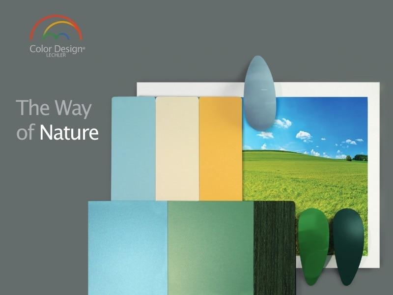 Color Design by Lechler à architect@work Paris 26 – 27 septembre / stand 163 Batiweb