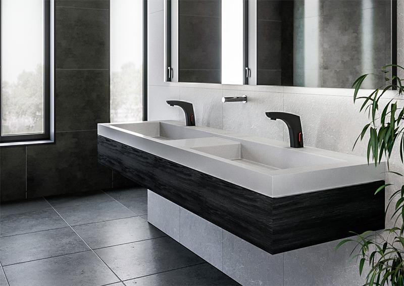 PRESTO NOVA® - Robinet de Lavabo électronique design - Batiweb