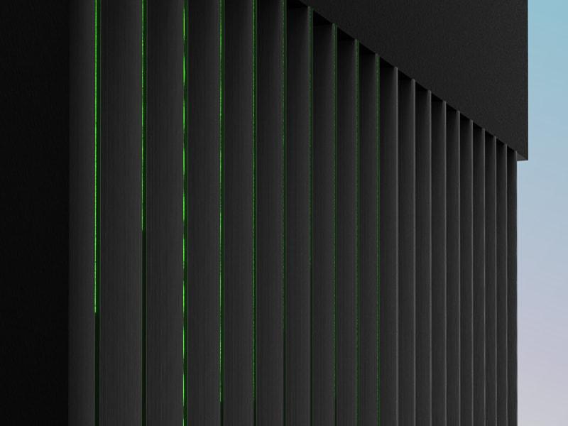 DucoSun Cubic Design