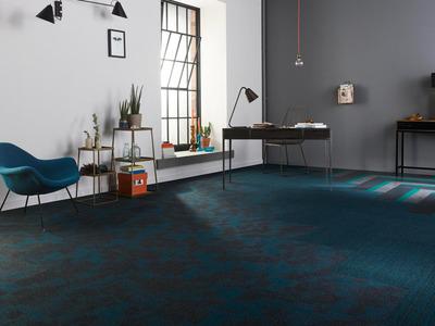 Dalles moquette haute performance : Amtico Carpet Batiweb